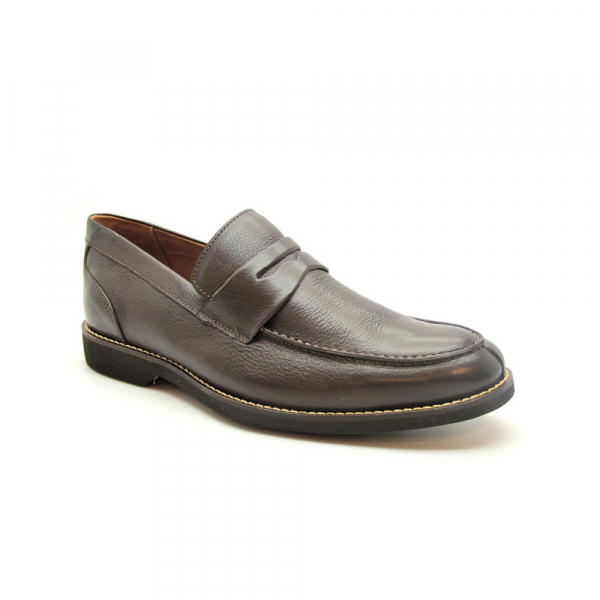 SAPATO ANATOMIC GEL 5043 FLOATER BROWN