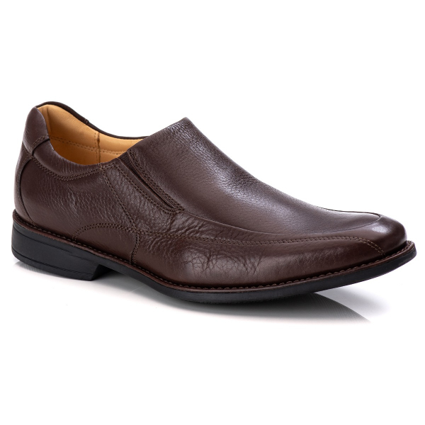 SAPATO ANATOMIC GEL 9246 FLOATER BROWN